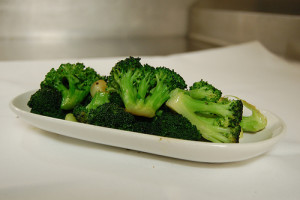 Cooked Brocolli