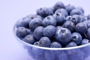 Blueberries High Fiber Soluble