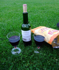 Dry Red Wine and Weight Loss