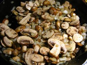 Portobello Mushroom Health