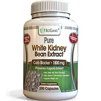 White Kidney Bean Extract Health Benefits Superfoods Geek